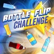 تحدي الوجه الزجاجة