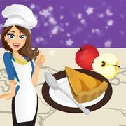 فطيرة التفاح الفرنسية - الطبخ مع إيما