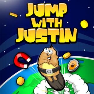 القفز مع جوستين