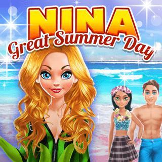نينا -- يوم الصيف العظيم