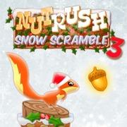 الجوز راش 3 -- التدافع على الثلج