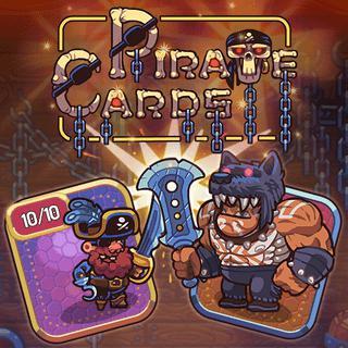 بطاقات القراصنة
