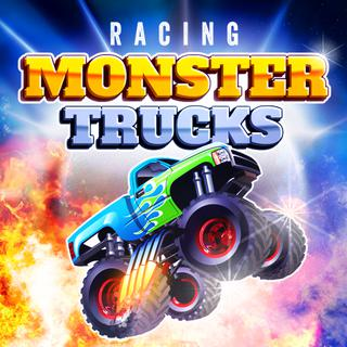 سباقات الوحش الشاحنات