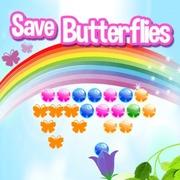 حفظ الفراشات