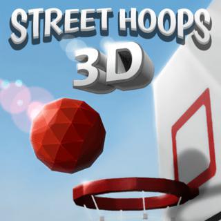 الأطواق الشارع 3D