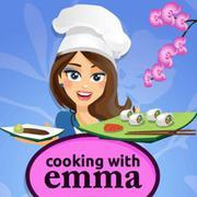 سوشي رولز - الطبخ مع إيما