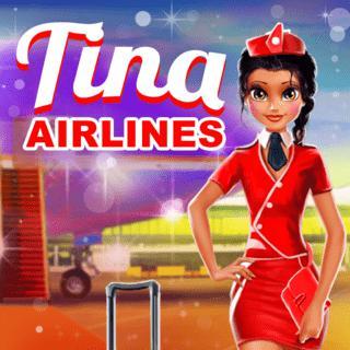تينا - الخطوط الجوية