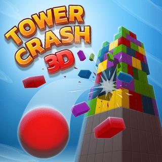 برج تحطم 3D