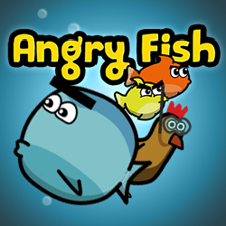الأسماك الغاضبة