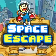 الفضاء الهروب