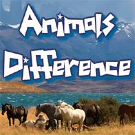 الاختلافات الحيوانية