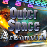 الفضاء الخارجي Arkanoid