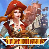 القراصنة والكنوز