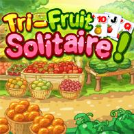 سوليتير ثلاثي الفاكهة
